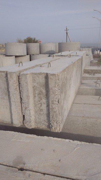 Фундаментные блоки ФБС 120*60*50